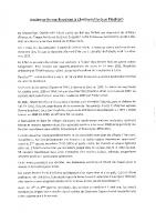 Article Michel LEMAIRE, ancienne ferme Bouchon à Chrétienville