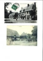 photos ancienne ferme Bouchon à Chrétienville