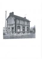photos ancienne gare Harcourt La Neuville du Bosc